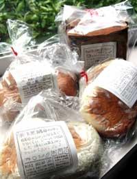 ミアズブレッドのパン
