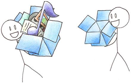 ドロップボックスイメージ